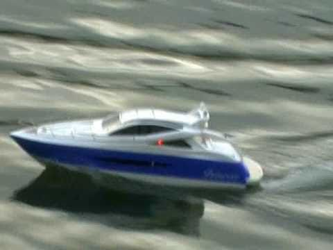 RC boat Princess
