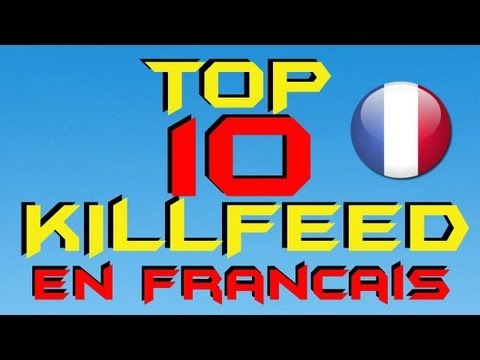 Top 10 Killfeed en Français #3