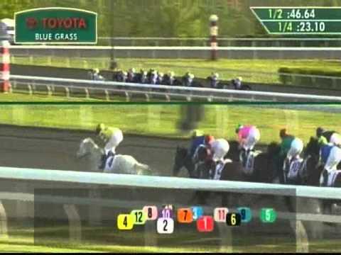(04/14/2012) Keeneland Race 11 Toyota Blue Grass S.
