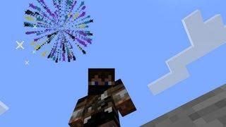 Minecraft - Výroba jednoduchých ohňostrojů