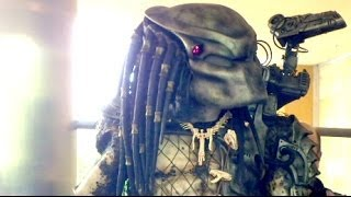 PREDATOR - Behind-the-Scenes with Predator FX Crew