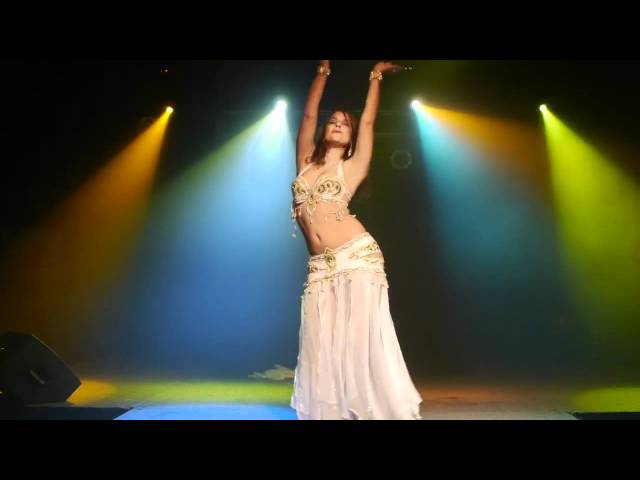 Alia - Vintage Style Belly Dance