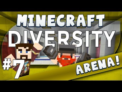 Minecraft Diversity #7 Gladiatorial Combat (arena) video
