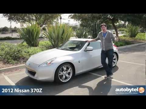 2012 Nissan 370Z Test Drive & Car Review