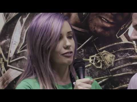 Xbox Australia EB Games Expo 2013 Wrap Video - Ryse: Son of Rome (R18+)