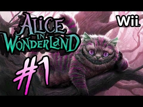 ~Tim Burton's Alice in Wonderland (Wii) {Part 1}~