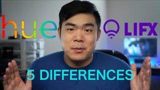 Philips Hue vs Lifx: 5 MAJOR Differences
