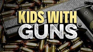 PLEASE Stop Giving Kids Guns