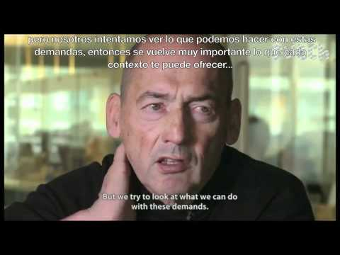 Rem Koolhaas Interview (subtítulos)