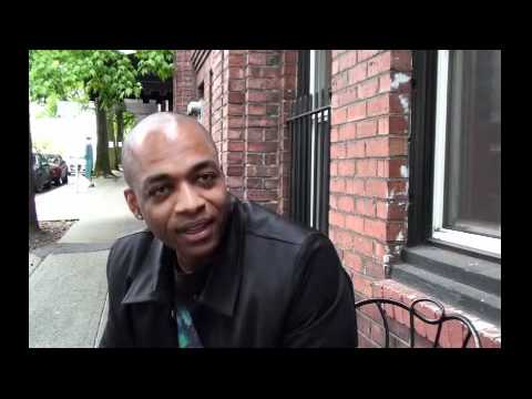 Rick Worthy Interview, Part 1
