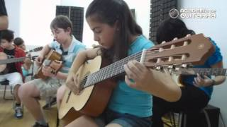 Nothing Else Matters (Metallica) : Alunos da Academia de Guitarra