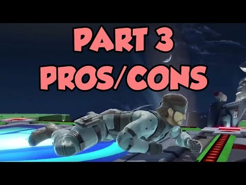 Which Character *YOU* Should MAIN In Smash Ultimate! (Part 3) Pros and Cons
