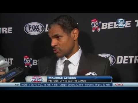 Maurice Cheeks 50 50 Balls