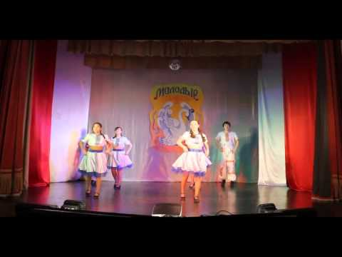 Музыка на конкурс танцевальное попурри