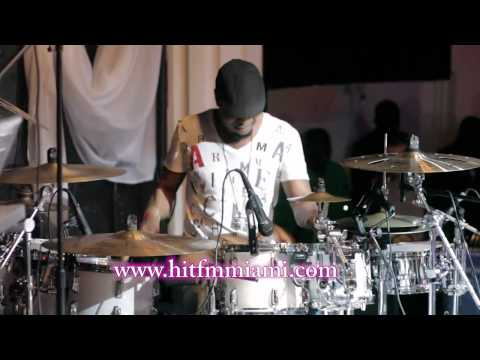 RICHIE & SHEDLEY LIVE DRUM SHOW AT ATRIUM COMPLEX BY G5 ENTERTAINMENT & CRYSTAL CLEAR