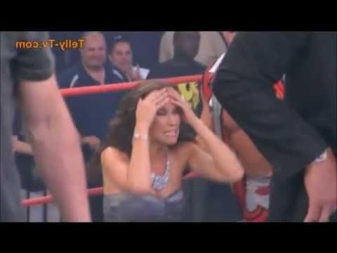 Tna Impact 5 12 11 Mick Foley & Chyna Debut video