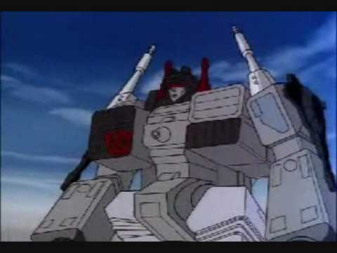 Transformers G1 en Latino - Tripticon Vs Metroplex