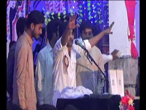 Zakir qalab Abbas alvi jashan 4 may 2017 koat shahn gujranwala