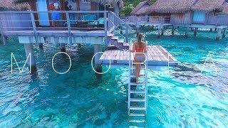 Moorea, Tahiti, French Polynesia in 4K