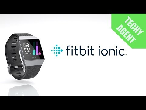 Fitbit officially announces Fitbit Ionic Smartwatch