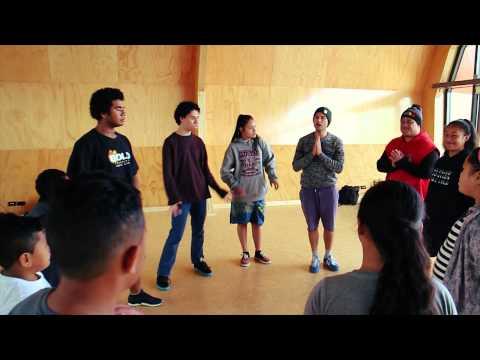 #YAS G.I. Holiday Programme at Te Oro July 2015