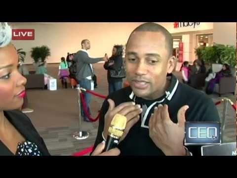 http://www.CEOTVistheBIZ.com The Los Angeles Sentinel Book Club Presents Hill Harper, Actor & Author at The Baldwin Hills Crenshaw Plaza LIVE on CEO TV View Now to see the book signing...