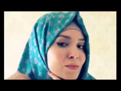 Cara memakai hijab yang baik dan benar sesuai syari 2015