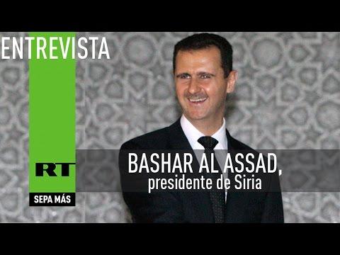 Entrevista con Bashar al Assad, presidente de Siria