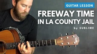 Watch Sublime Freeway Time In LA County Jail video