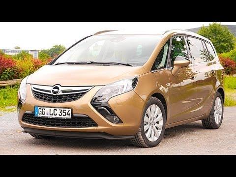 Opel Zafira Tourer 2015 Opel Zafira Tourer Vauxhall