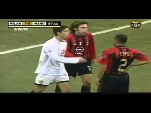 Cafu vs Cristiano Ronaldo, legend vs child