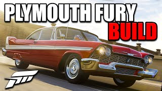 Forza 6 December DLC - Plymouth Fury \