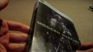 Call of Duty Modern Warfare 2 Hardened Edition Unboxing!