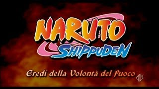 Naruto Shippuden The Movie: 6 - Sigla italiana - Naruto Shippuden - Movie (6 JAP) (3 ITA) - Eredi della volontà del fuoco [HD]