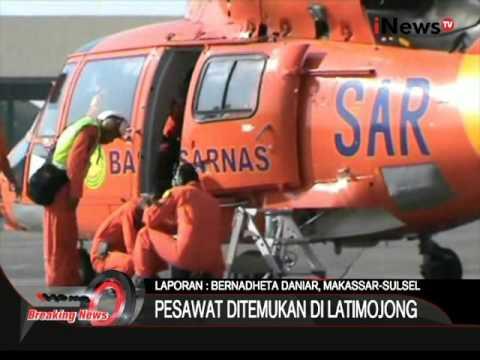 Live Report: Serpihan Pesawat Ditemukan Di Pegunungan Latimojong - Breaking News 05/10