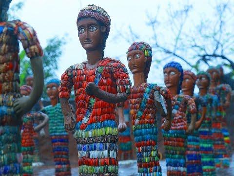 Rock garden Chandigarh, India tourism