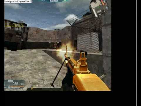 warrock - 3 golden weapons gameplay ;)