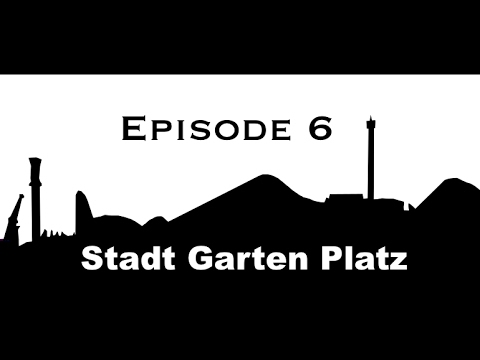 Parkitect - Stadt Garten Platz Ep6 - Custom Supports + Cool Station floor trick