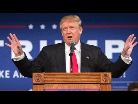 Trump's first debate: What to expect