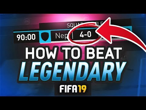 HOW TO BEAT LEGENDARY SQUAD BATTLES! - FIFA 19 Ultimate Team