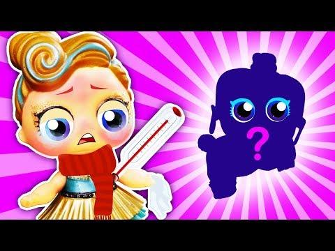 КАК ПРОГУЛЯТЬ ШКОЛУ? Мультик Лол Сюрприз ЛолоШкола #5 Игрушки для девочек