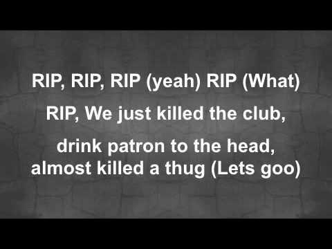 R.I.P. Young Jeezy Feat. 2 Chainz Lyrics