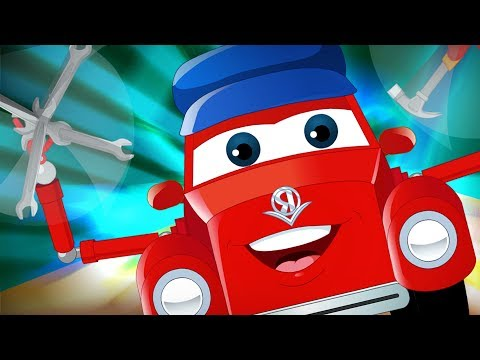 Super Car Royce | Car Cartoons For Children | Vehicle Videos For Toddlers by Kids Channel