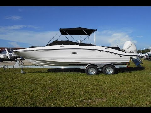 2019 Sea Ray SPX 210 Outboard Boat For Sale at MarineMax Fort Myers