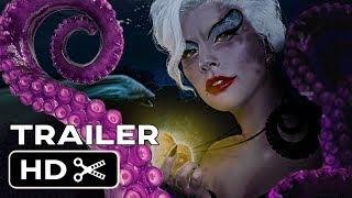 The Little Mermaid - Live Action Concept Trailer (2020) Lady Gaga Disney Kids Movie HD