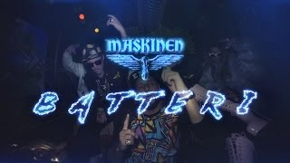 Maskinen - Batteri ft. Chapee, Sam-E, JOY & Parham