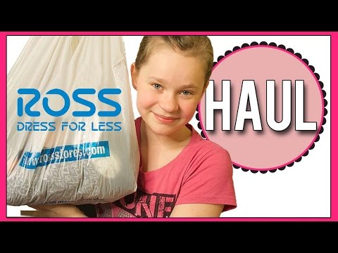 Ross HAUL and Fashion Show!