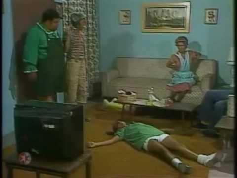 El Chavo del Ocho - Capítulo 222 - El Alacrán 2 - 1978