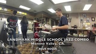 Blue Bossa-Jazz Combo