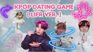 KPOP DATING GAME | LIFE VERSION